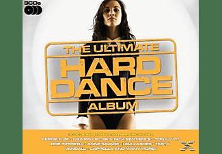 VARIOUS - The Ultimate Club Hard Dance Album  - (CD)