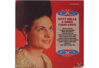 Kitty Wells - A Sides 1949-1957 (Remastered)  - (CD)