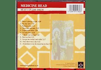 Medicine Head - Heavy On The Drum  - (CD)
