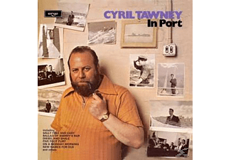 Cyril Tawney - In Port  - (CD)