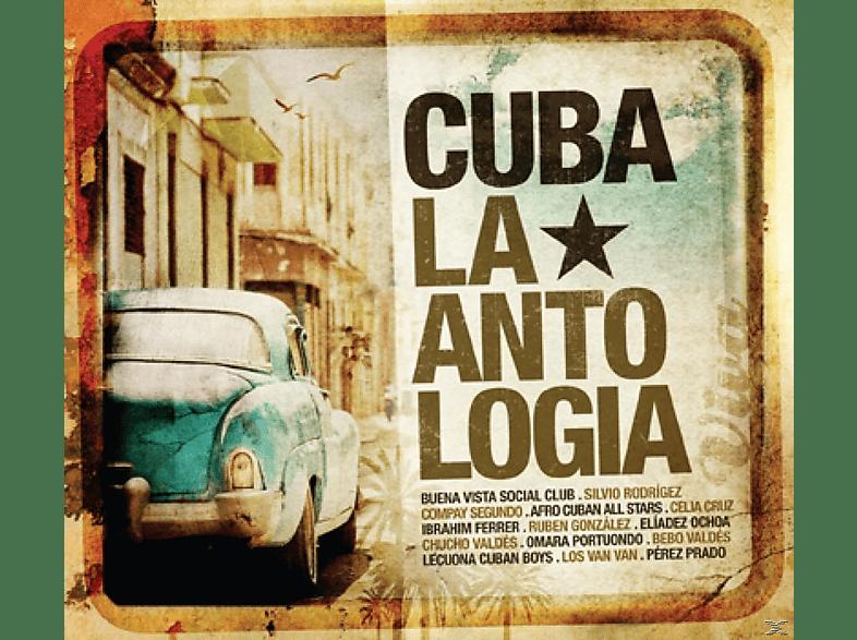 VARIOUS - Cuba - La Antologia [CD]