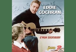Eddie Cochran - C MON EVERYBODY  - (CD)