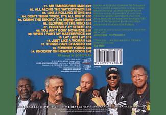 The Persuasions - Knockin' On Bob's Door  - (CD)