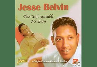 Jesse Belvin - UNFORGETTABLE MR. EASY  - (CD)