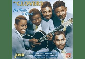 The Clovers - The Feelin'is Good  - (CD)
