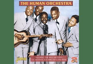 VARIOUS - HUMAN ORCHESTRA 50 TKS  - (CD)