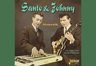 Santo & Johnny - Sleepwalk  - (CD)