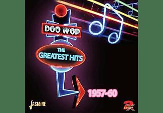 VARIOUS - Doo Wop Greatest Hits  - (CD)