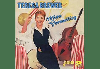 Teresa Brewer - MISS VERSATILITY  - (CD)
