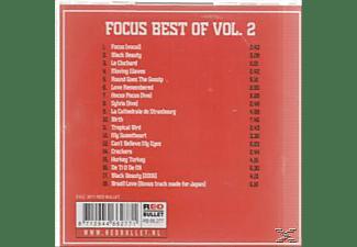 Focus - Best Of Vol.2  - (CD)