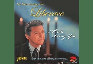Liberace - I'll Be Seeing You  - (CD)