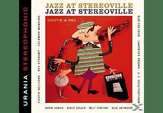 Cootie & Rex - Jazz At Stereoville  - (CD)