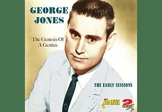 George Jones - GENIUS OF A GENIUS  - (CD)