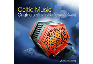 VARIOUS - Originals-Celtic Music  - (CD)