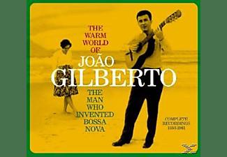 João Gilberto - The Warm World Of Joao Gilberto  - (CD)