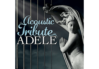 The Acoustic Guitar Troubadours - An Acoustic Tribute To Adele  - (CD)