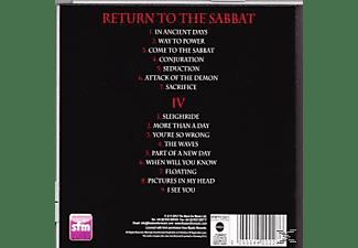 Black Widow - Return To The Sabbat - Iv  - (CD)