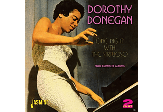 Dorothy Donegan - ONE NIGHT WITH THE..  - (CD)