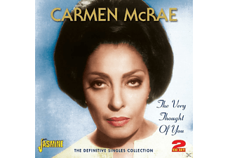 Carmen McRae - VERY THOUGHT OF YOU  - (CD)