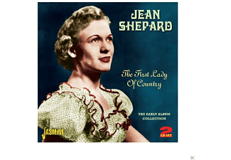 Jean Shepard - FIRST LADY OF COUNTRY  - (CD)
