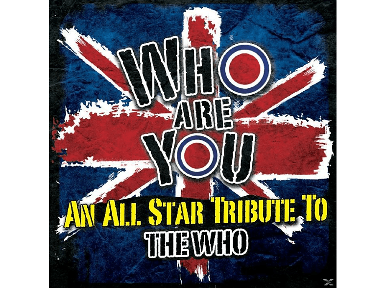 VARIOUS - WHO ARE YOU-AN ALL-STAR TRIBUTE TO THE WHO [Vinyl]