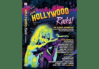 VARIOUS - Hollywood Rocks!  - (DVD)