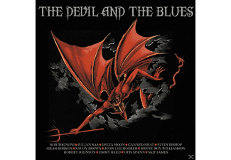 VARIOUS - The Devil And The Blues  - (CD)