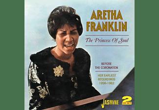 Aretha Franklin - The Princess Of Soul  - (CD)
