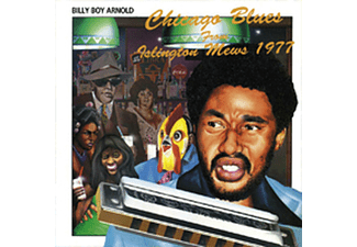 Billy Boy Arnold - Chicago Blues From The Islington Mews 1977  - (CD)