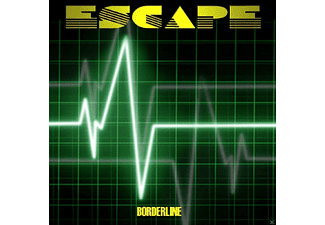 The Escape - Borderline - (CD)