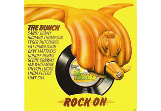 The Bunch - Rock On  - (CD)