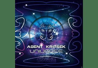 Agent Kritsek - Universe  - (CD)