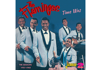 The Flamingos - Time Was  - (CD)