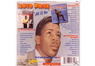 Lloyd Price - All Of Me  - (CD)