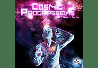 VARIOUS - Cosmic Progressions  - (CD)