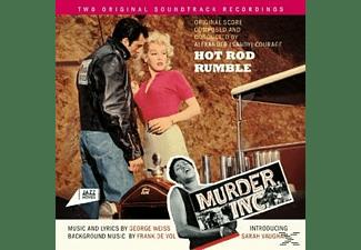 George Weiss, OST/VARIOUS - Hot Rod Rumble/Murder Inc.  - (CD)