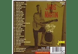 Janis Martin - My Boy Elvis  - (CD)