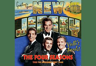 The Four Seasons - Valli's Peaks  - (CD)