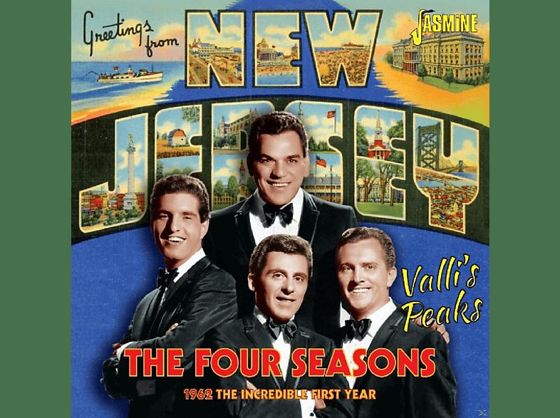 The Four Seasons - Valli's Peaks [CD]