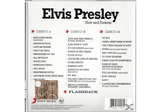 Elvis Presley - Now & Forever  - (CD)