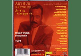 Arthur Prysock - They All Say I'm The Big  - (CD)