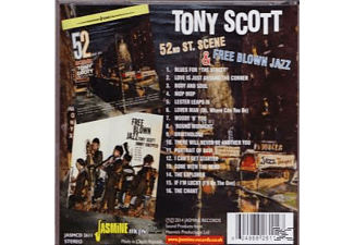 Tony Scott - 52nd St.Scene  - (CD)