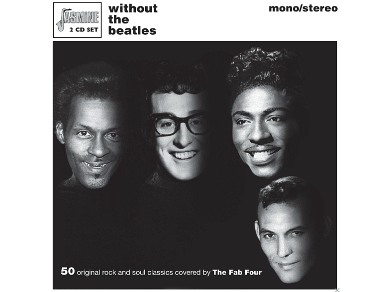 Fab Four - Without The Beatles [CD]