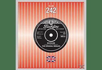VARIOUS - Backline Vol.242  - (CD)