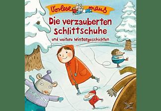 Vorlesemaus - Die Verzauberten Schilttschuhe (Wintergeschichten)  - (CD)