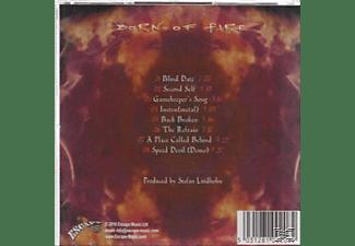Firecracker - Born Of Fire  - (CD)
