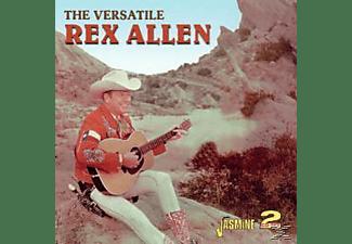 Rex Allen - Versatile  - (CD)