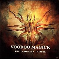 VARIOUS - Voodoo Majick: Tribute to Godsmack [CD]