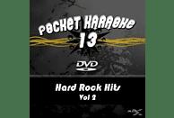 Karaoke - Pocket Karaoke 13-Hard Rock Classics Vol.2 [DVD]