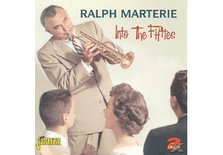 Ralph Marterie - INTO THE 50'S . 2CD'S..  - (CD)